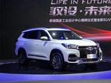奇瑞瑞虎8北京车展上市 4月11日开启预售