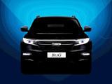 众泰全新SUV设计图曝光 营造更强科技感