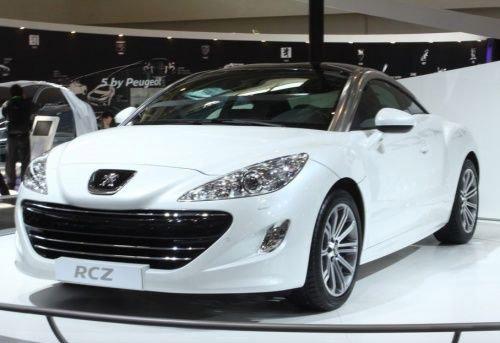 14款新车将出 标致RCZ运动跑车年内上市