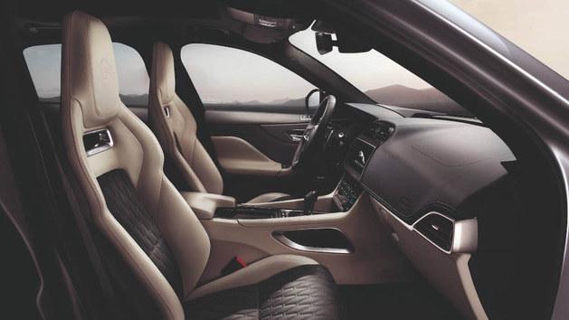 捷豹确认将推新SUV车型 定位于中大型