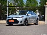 丰田雷凌185T CVT豪华版上市 售12.98万