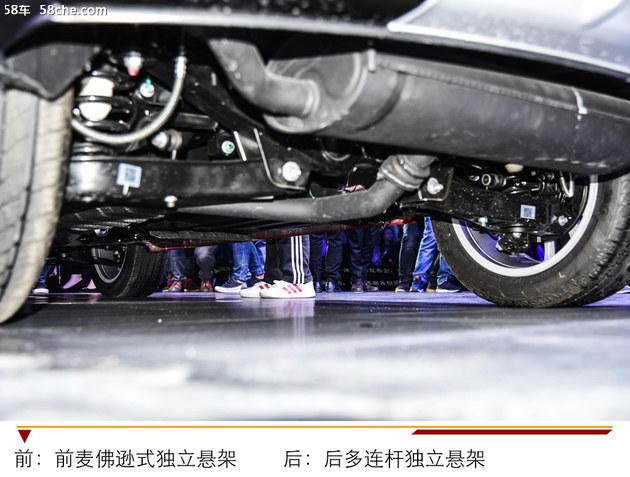东风风光iX5发布 将于今年第四季度上市
