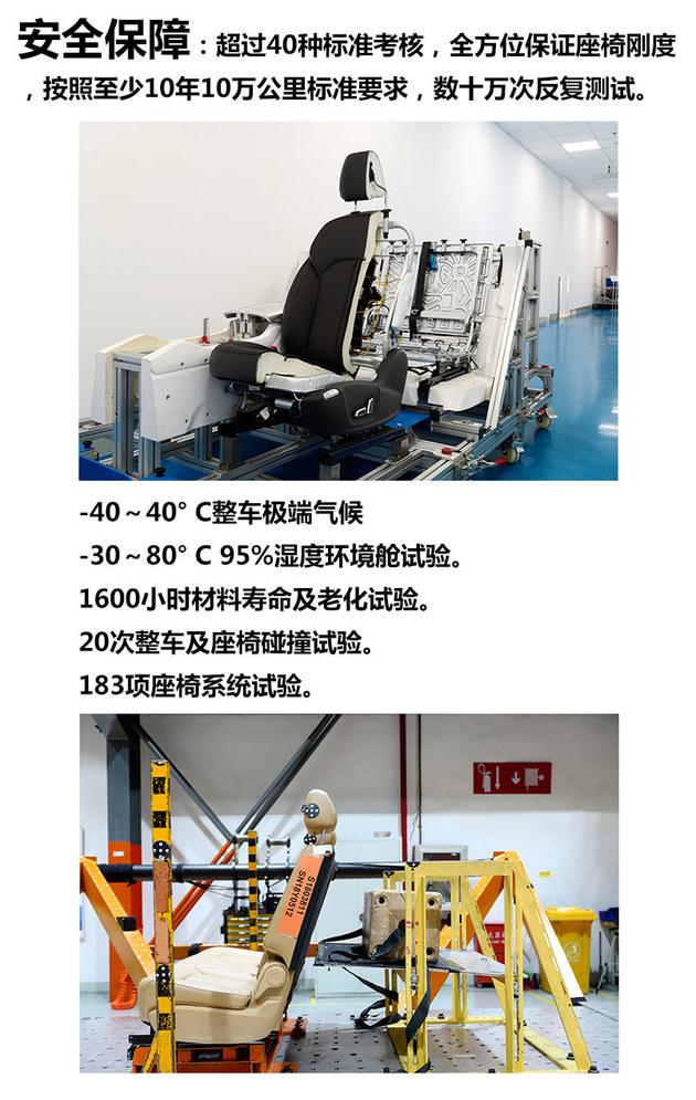 旗舰奢华舒适 荣威RX8灯组与座椅解析
