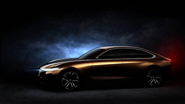 正道北京车展推两款新车 宾尼法利纳设计