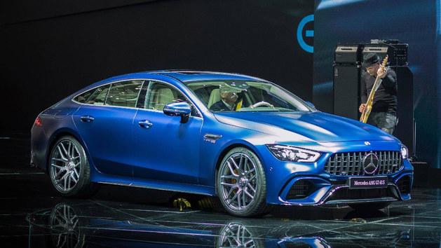 奔驰或将推新款AMG SUV 竞争对手Cayman