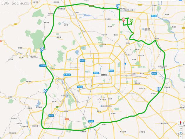 荣威Ei5续航挑战 375km满足所有城市出行