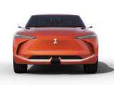 WEY-X概念车将于北京车展亮相 前卫科幻