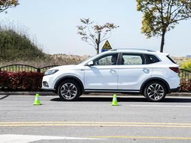 荣威RX5铂金版性能测试