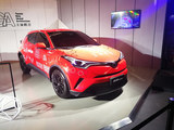 一汽丰田奕泽正式亮相 将于6月上市销售