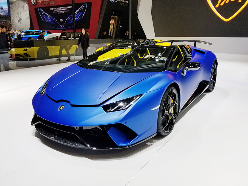 Huracan Performante敞篷版