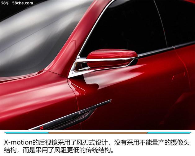2018北京车展 解读MG X-motion概念车