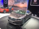 2018北京车展 全新朗逸Plus车型正式亮相