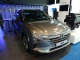 2018北京车展 现代Nexo自动驾驶车亮相