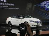2018北京车展 日产轩逸纯电动版正式亮相