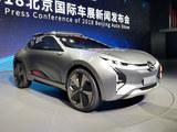 2018北京车展 广汽Enverge概念车亮相