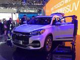 2018北京车展 奇瑞瑞虎8售9.88万元起