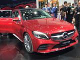 2018北京车展 奔驰新款C级长轴车型亮相