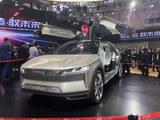 2018北京车展 比亚迪E-SEED概念车首亮相
