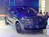 2018北京车展 汉腾旗下首款MPV正式亮相