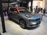 2018北京车展 领克01插电混动版正式发布