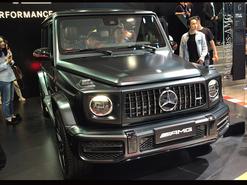 2018北京车展 AMG G 63先型特别版亮相
