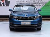 斯柯达全新紧凑型SUV柯米克预售12-14万