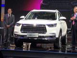 2018北京车展 猎豹新紧凑型SUV迈途亮相