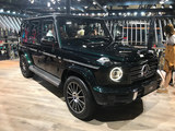 2018北京车展 奔驰全新G级国内首次亮相