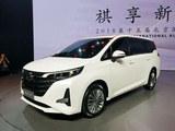 2018北京车展 传祺全新GM6车型首次发布
