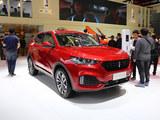 2018北京车展 WEY全新SUV车型VV6实拍