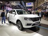 2018北京车展 华泰圣达菲7 1.5T首发