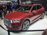 2018北京车展 全新一代奥迪Q5L静态体验