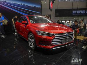 2018北京车展 比亚迪全新秦Pro实拍解析