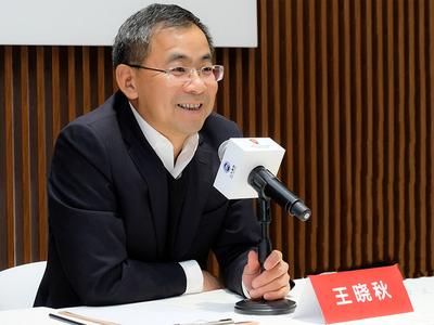 2018北京车展 专访上汽荣威王晓秋等高层