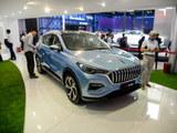 2018北京车展 一汽红旗E-HS3静态体验