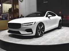 2018北京车展 Polestar 1上市售145万元