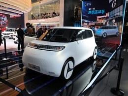 2018北京车展欧拉R2