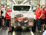 Jeep牧马人(JK)停产 为生产皮卡做准备
