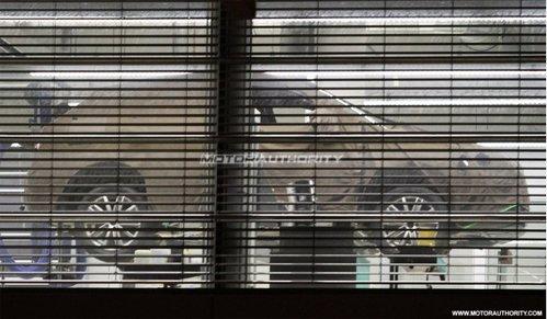 明年3月首发?奥迪Q3紧凑SUV谍照首曝