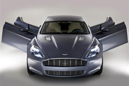 豪华的运动者 四门Coupe车型发展概述
