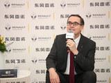 北京车展 采访雷诺亚太区主席福兰先生