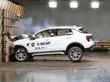 2018年C-NCAP首批成绩 领克01获超五星