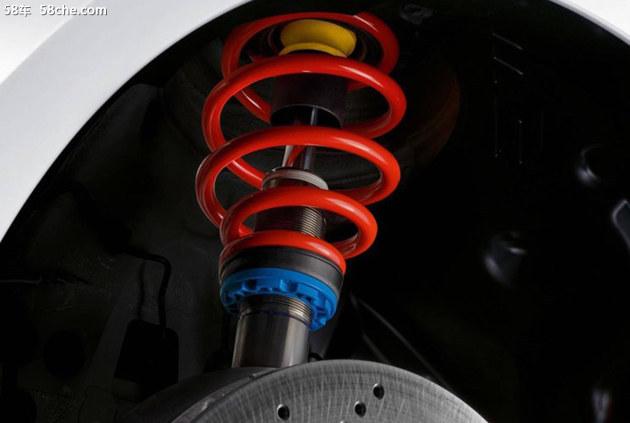 宝马M2雷霆版M运动套件 减重/性能提升