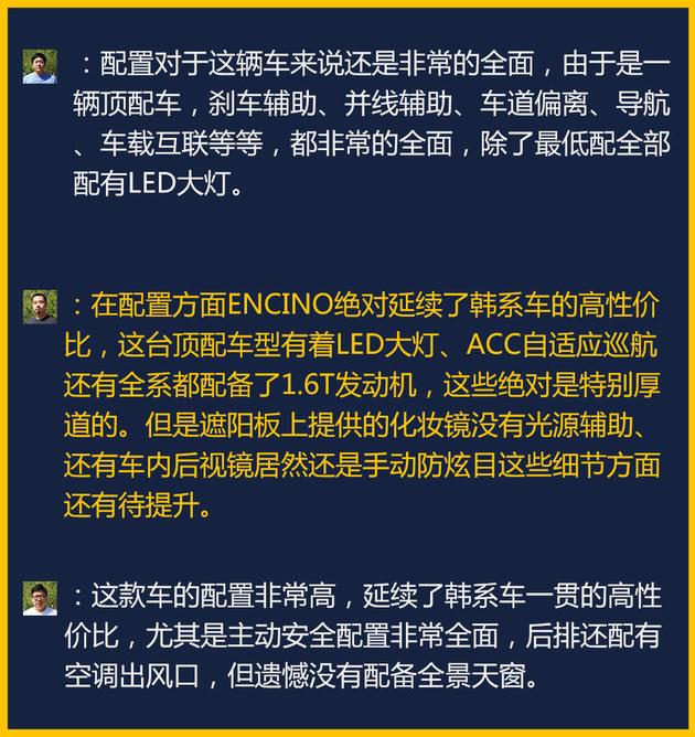 个性的装扮  听编辑讲北京现代-ENCINO