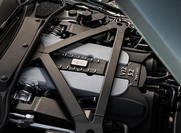 阿斯顿·马丁发布DB11 AMR官图 性能更强