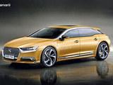 曝DS旗舰车型DS 8假想图 预计2020年发售
