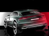 奥迪Q8将6月5日全球首发 定位运动旗舰车