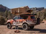 日产ARMADA概念车官图 专为野外探险设计