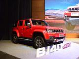 BJ40 Plus将于5月27日上市 预售17-20万