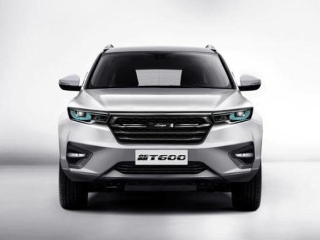 新款众泰T600官图发布 将于年中正式上市